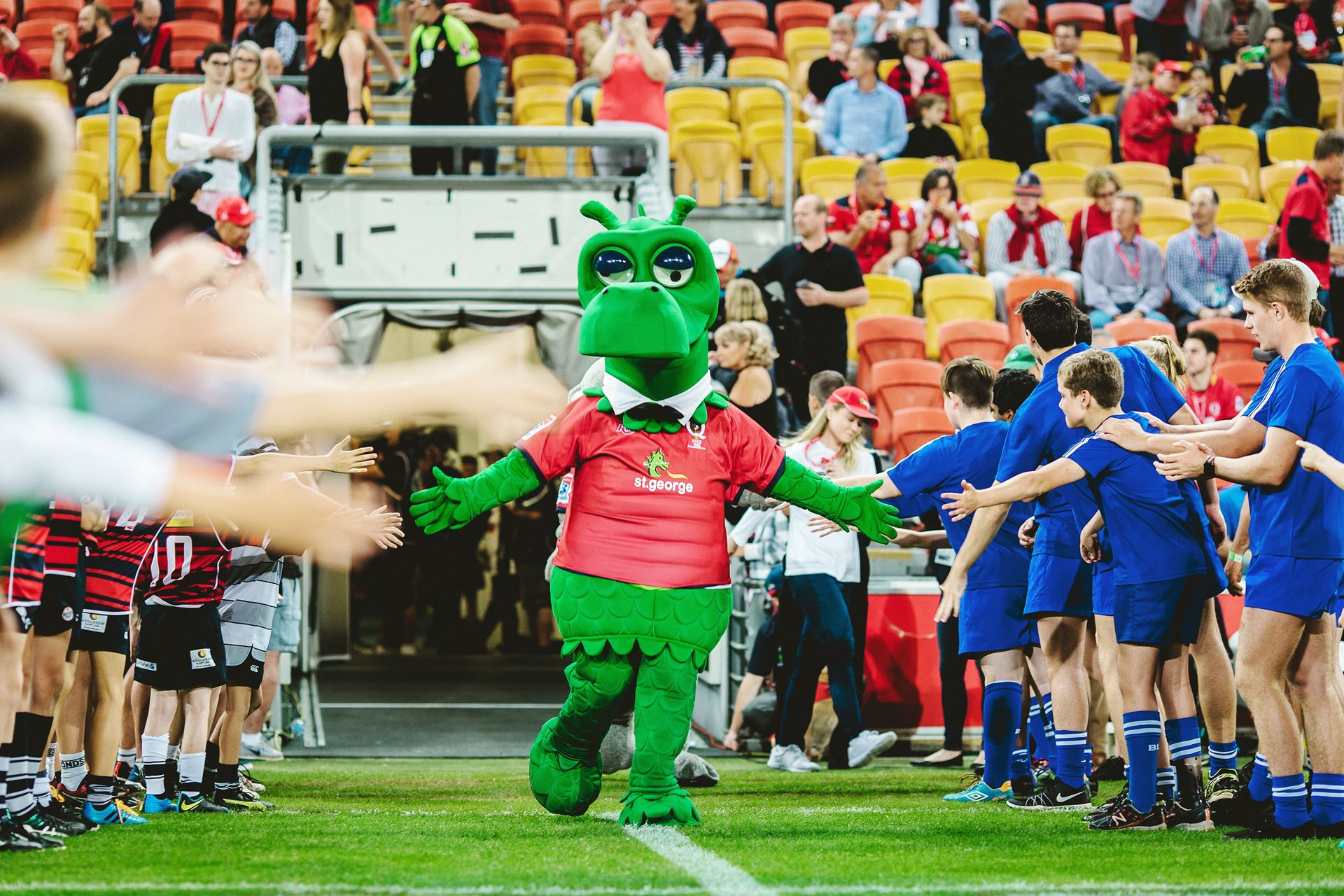 Picture for category Suncorp Stadium 2019